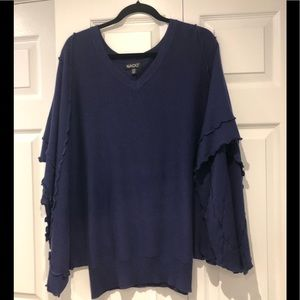 NADO/L/Purple Top/Gently Worn